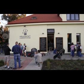 Slavnostní otevření s Pivním orlojem na Den českého piva - 27.9.2014