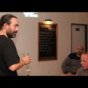 Pivní večer na šalandě s JANEM RADOU a MICHALEM SÁSEM, Sokolovský pivovar PERMON